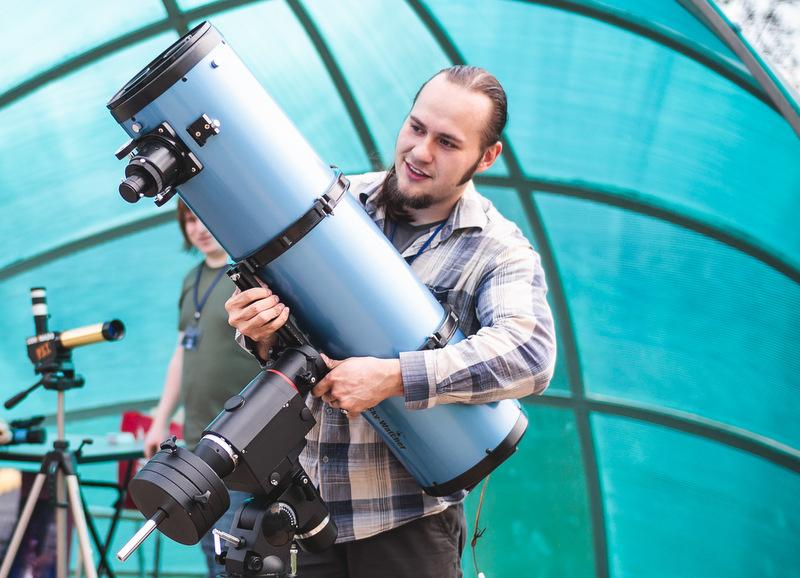 Фото с любительских телескопов 58868 фотография