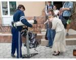 Закрытие выставки астрономических фотографий
