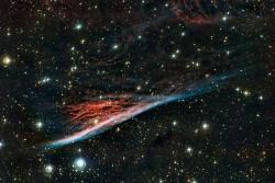 Туманность Карандаш. Европейская Южная Обсерватория